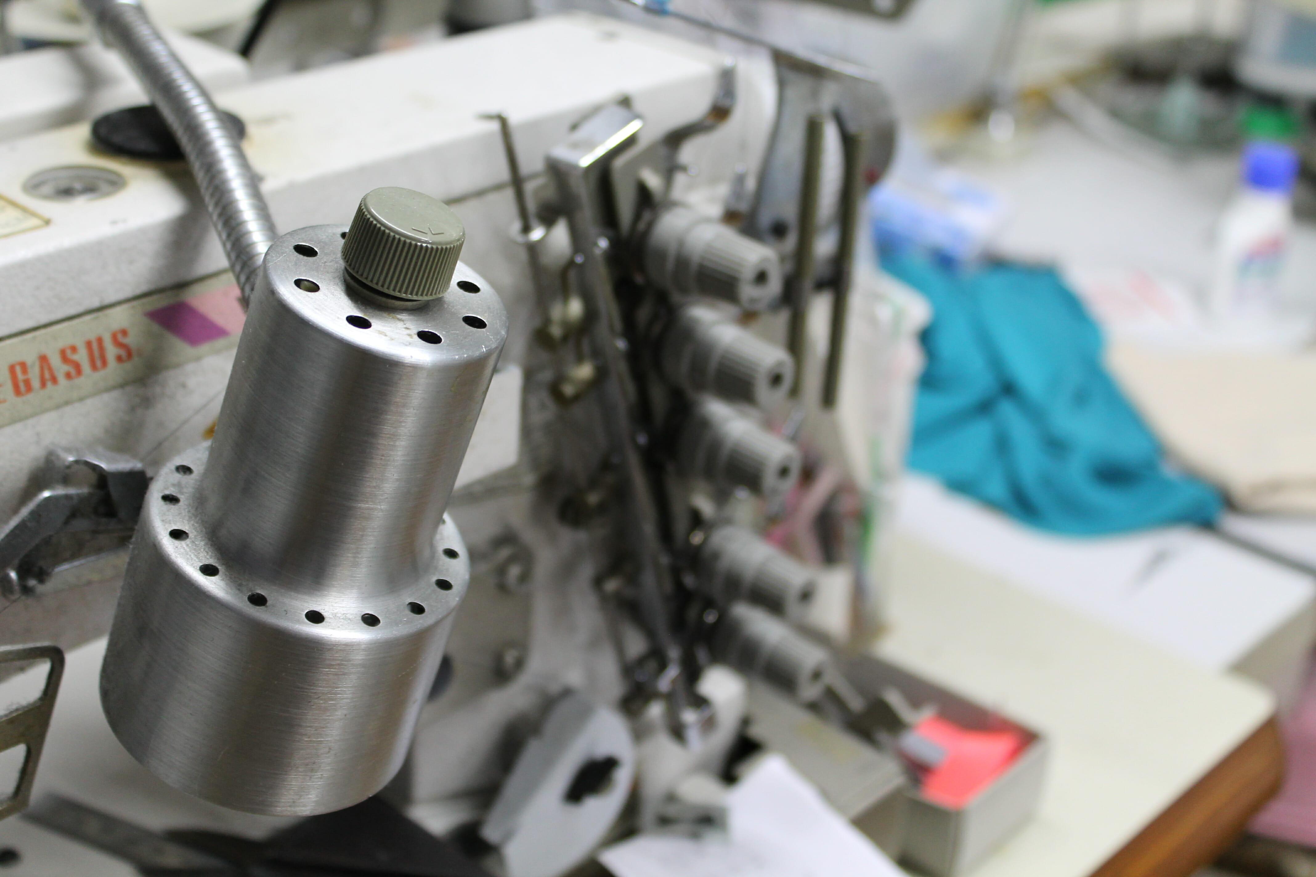 丁寧な日本縫製